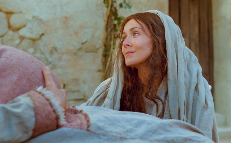 耶穌的母親──馬利亞