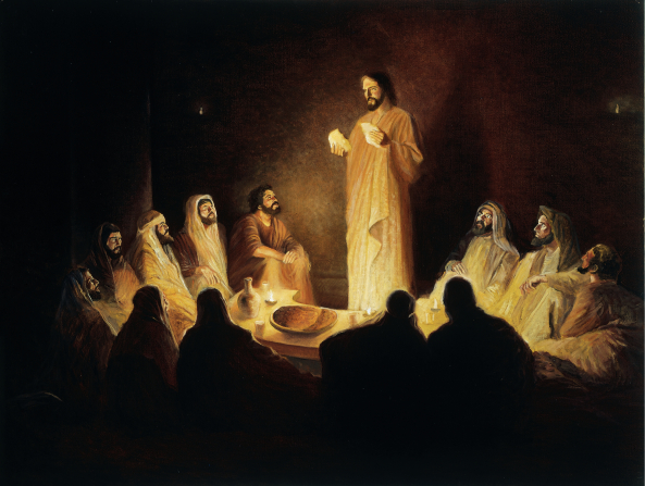 崇拜主耶穌基督