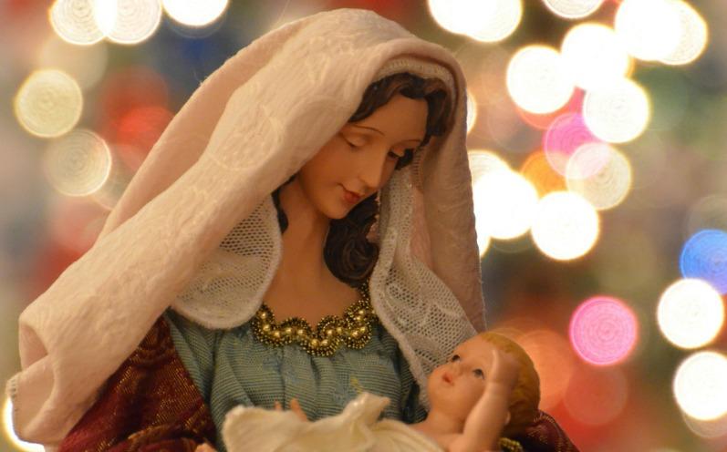 後期聖徒們相信馬利亞處女生子嗎?
