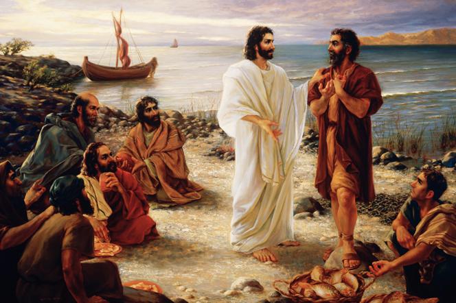 与基督同作后嗣