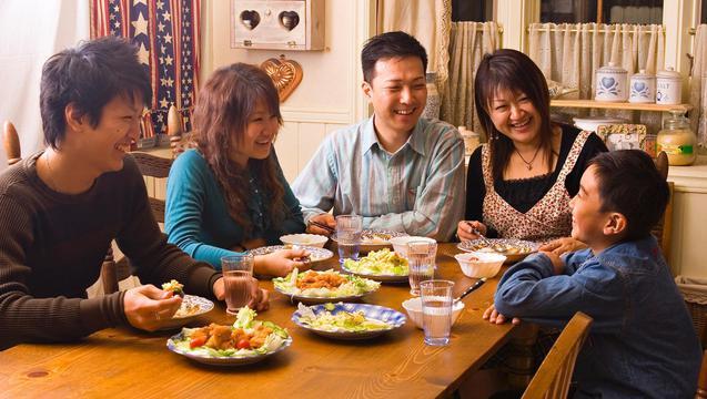 福音為家庭帶來 永恆幸福