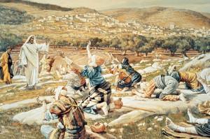 耶穌治癒病人