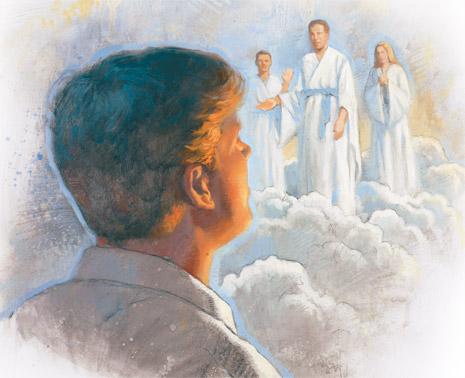 主的靈 引領我們回到天家