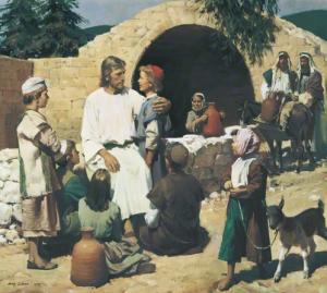 摩門教相信基督之光