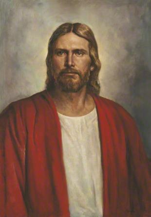 摩門教相信基督確實活著