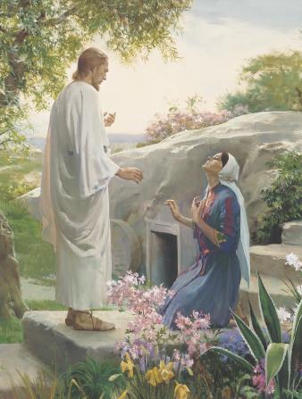 摩門教相信復活