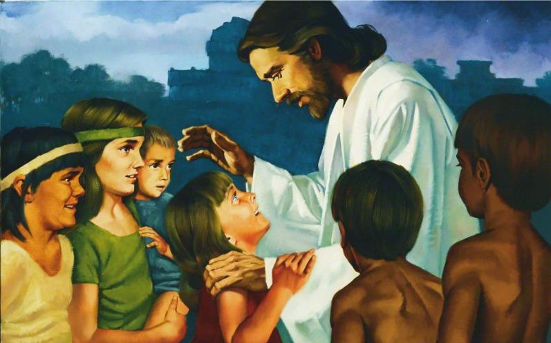 約瑟‧斯密教導的關於耶穌基督的十個真理