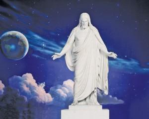 摩門教徒相信基督