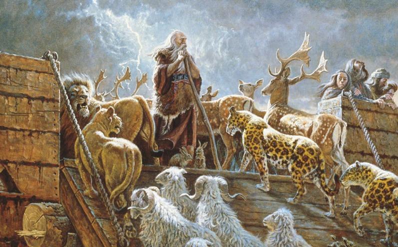 現代與古代反基督的例子