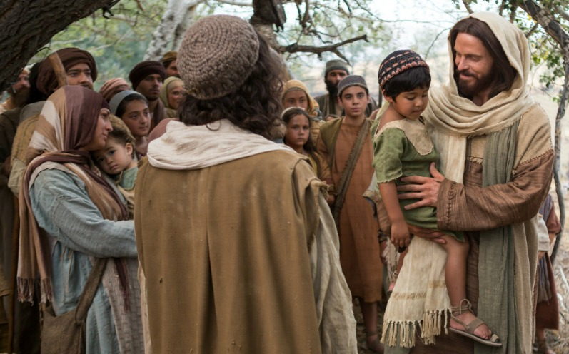 耶穌談論行為