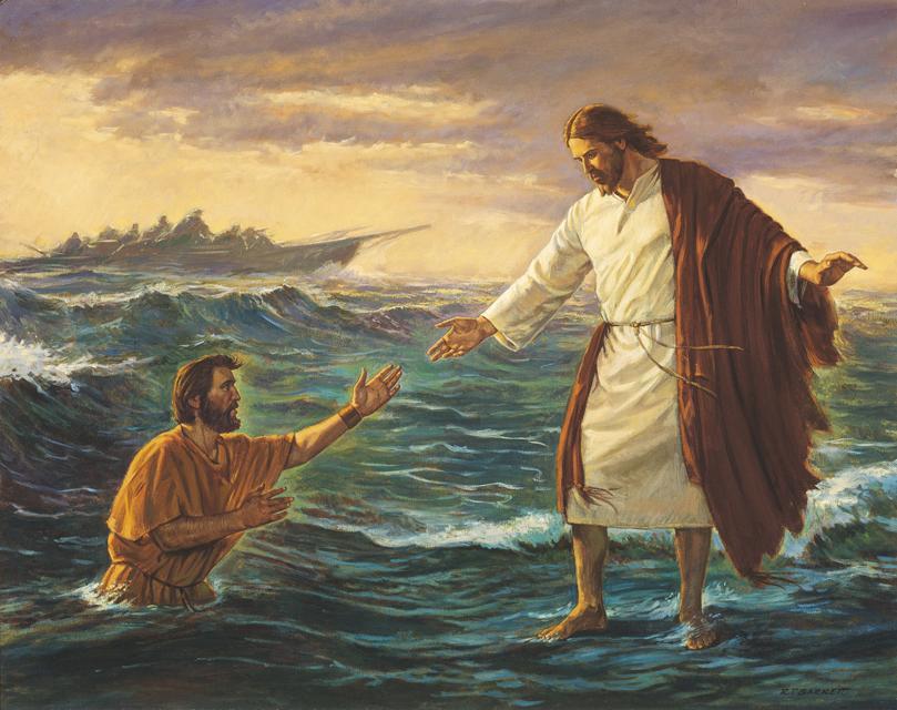 耶穌基督行的奇蹟及對我的意義