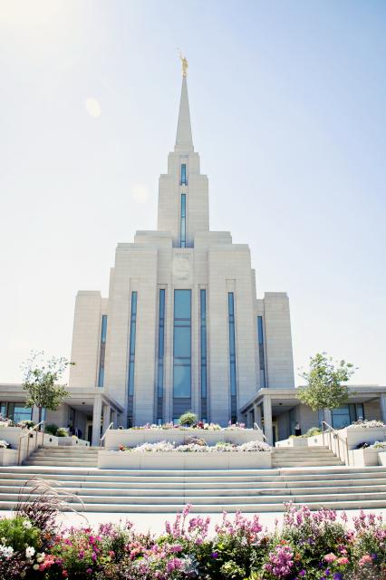 聖殿是神聖的