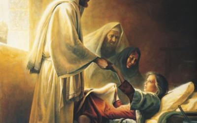 信心、奇蹟、耶穌與睚魯的女兒