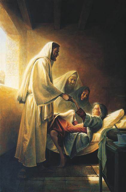 耶穌與睚魯
