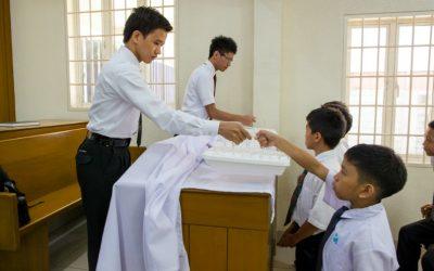復興的福音和聖職
