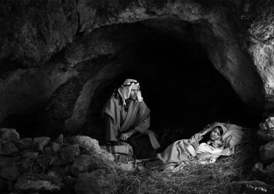約瑟、馬利亞、基督