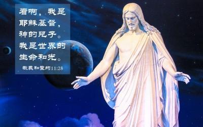 找到平安 :祂的手仍然為我們展開
