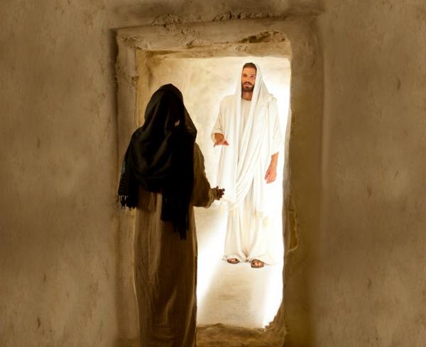 基督談論 生命與拯救