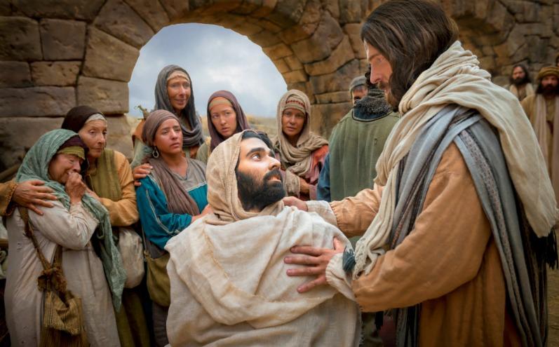 與基督並肩 VS. 臣服於撒但