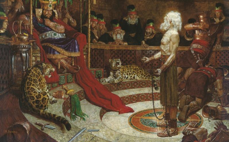 阿賓納代與挪亞王