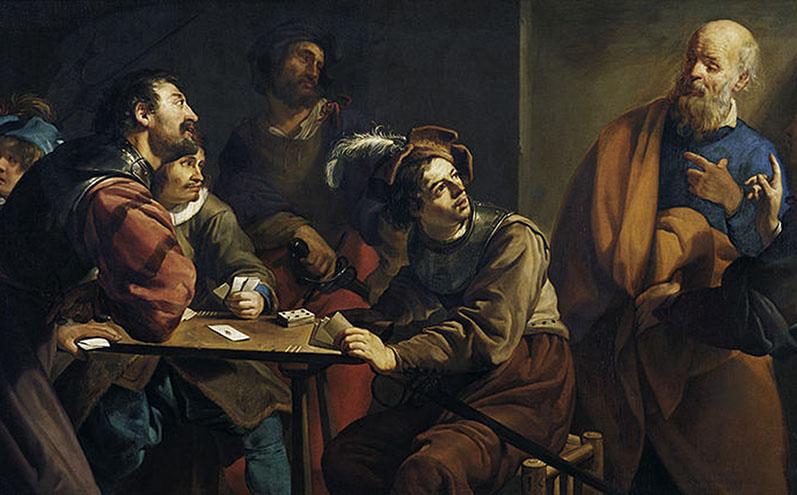 十二使徒的背景歷史和佚傳