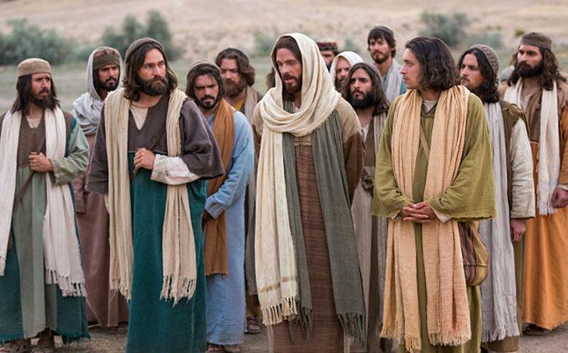 最原始的十二使徒是怎麼死的?