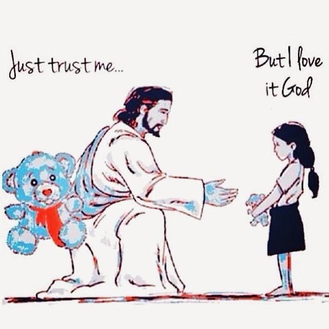 神不是我們的敵人