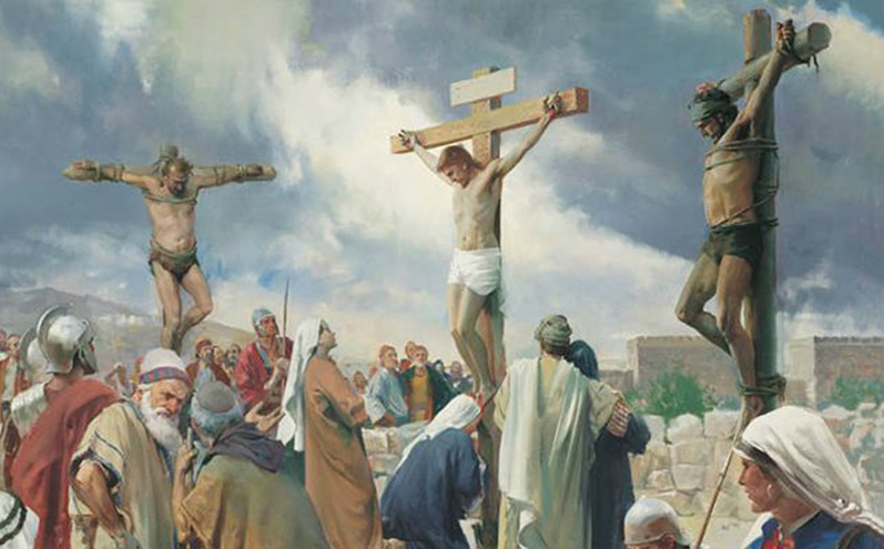 耶穌基督對我個人的意義