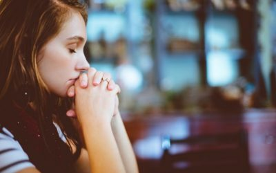給祈禱容易分心的人的小秘訣