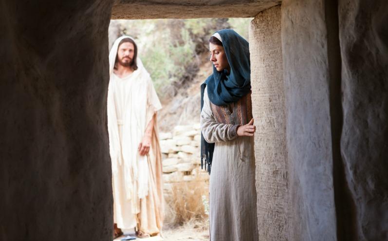 基督與女性