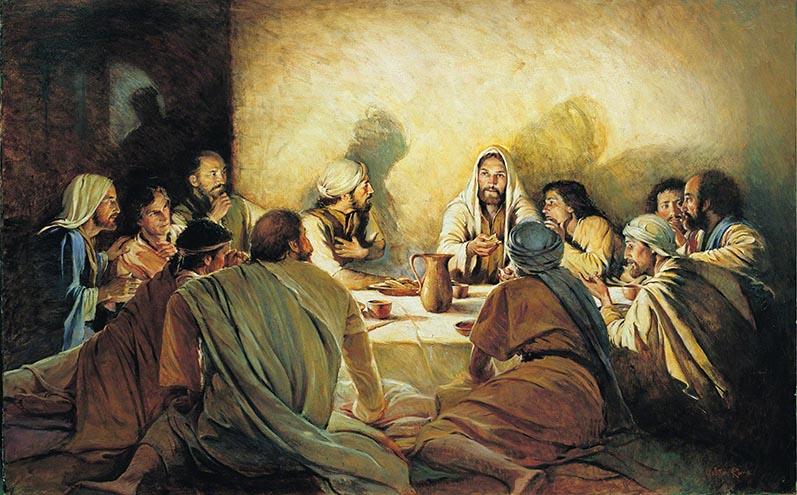 熱力學第二定律為聖餐帶來的新意義