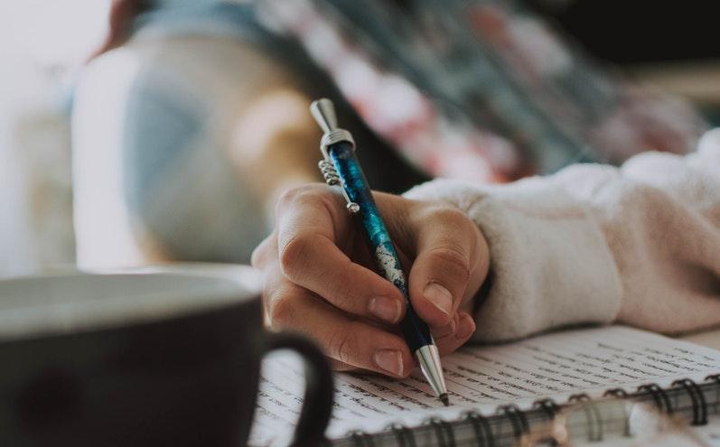 討厭寫日記的話怎麼辦?